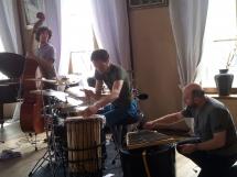 met earswideopen in Jazz in Serah